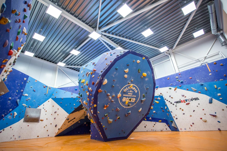 indoor klimmen