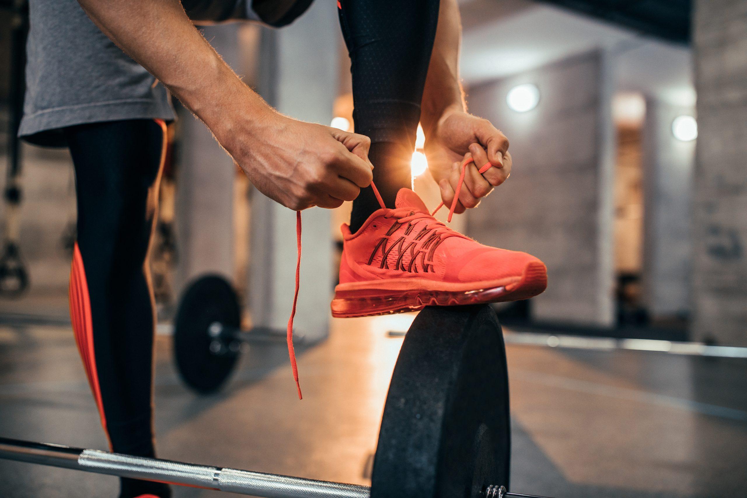 sportschoenen kiezen